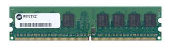 3AMO1333D3-1024 Wintec 1GB non-ECC Unbuffered CL9 240-Pin DIMM Memory Module