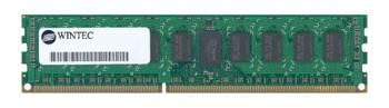 3AMO1333D3-4096B Wintec 4GB DDR3 Non ECC PC3-10600 1333Mhz 2Rx8 Memory