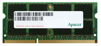 75.A83E4.G010C Apacer 2GB DDR3 SoDimm Non ECC PC3-12800 1600Mhz 1Rx8 Memory