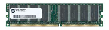 3AMO333D1-1024B Wintec 1GB DDR Non ECC PC-2700 333Mhz Memory