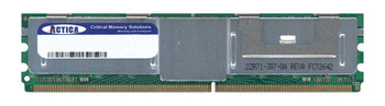 ACT2GFR72K8G800S ACTICA 2GB DDR2 Fully Buffered FB ECC PC2-6400 800Mhz 2Rx4 Memory