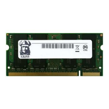 APL5300DDR2/512 Viking 512MB DDR2 SoDimm Non ECC PC2-5300 667Mhz Memory