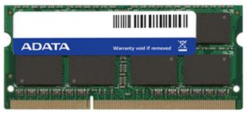 AD3S1600C2G11-RM ADATA 2GB DDR3 SoDimm Non ECC PC3-12800 1600Mhz 2Rx8 Memory