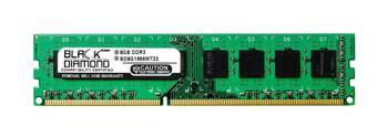 BD8G1866MT22 Black Diamond 8GB DDR3 Non ECC PC3-14900 1866Mhz 2Rx8 Memory