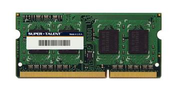 D2-8SO1GS Super Talent 1GB DDR3 SoDimm Non ECC PC3-6400 800Mhz 1Rx8 Memory