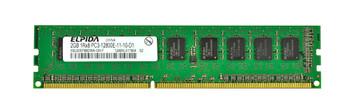 EBJ20EF8BDWA-GN-F Elpida 2GB DDR3 ECC PC3-12800 1600Mhz 1Rx8 Memory