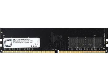 F4-2133C15S-8GNS G Skill 8GB DDR4 Non ECC PC4-17000 2133Mhz 2Rx8 Memory