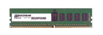 DRHS2666RS/8GB Dataram 8GB DDR4 Registered ECC PC4-21300 2666MHz 1Rx8 Memory