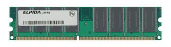 EBD52UC8AKFA-5B Elpida 512MB DDR Non ECC PC-3200 400Mhz Memory