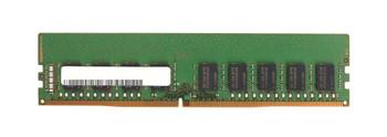 DTM68110F Dataram 8GB DDR4 ECC PC4-17000 2133Mhz 2Rx8 Memory