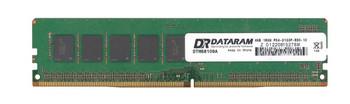 DTM68109A Dataram 4GB DDR4 ECC PC4-17000 2133Mhz 1Rx8 Memory