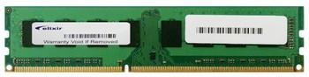 M2F2G64CB8HA4N-AD Elixir 2GB DDR3 Non ECC PC3-6400 800Mhz Memory