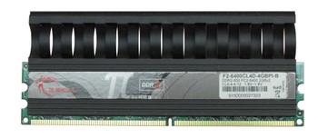 F2-6400CL4D-4GBPI-B G Skill 4GB (2x2GB) DDR2 Non ECC PC2-6400 800Mhz Memory