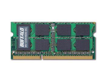 MV-D3N1600-8G Buffalo 8GB DDR3 SoDimm Non ECC PC3-12800 1600Mhz 2Rx8 Memory