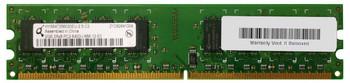 HYS64T256020EU-2.5-C2 Qimonda 2GB DDR2 Non ECC PC2-6400 800Mhz Memory