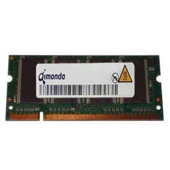 HYS634D32000HDL-6-C Qimonda 256MB DDR SoDimm Non ECC PC-2700 333Mhz Memory