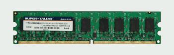 T533EB2GBM Super Talent 2GB DDR2 ECC PC2-4200 533Mhz Memory