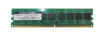 T800EB4G/M Super Talent 4GB DDR2 ECC PC2-6400 800Mhz Memory