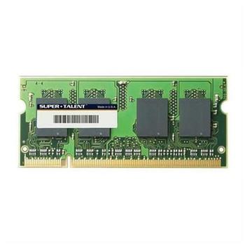 T800SA1GM Super Talent 1GB DDR2 SoDimm Non ECC PC2-6400 800Mhz Memory