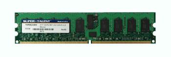 T6RB2G8M Super Talent 2GB DDR2 Registered ECC PC2-5300 667Mhz 2Rx4 Memory