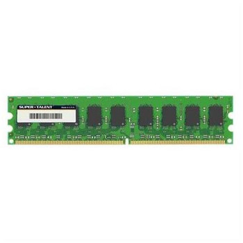 T800EB2GS Super Talent 2GB DDR2 ECC PC2-6400 800Mhz Memory