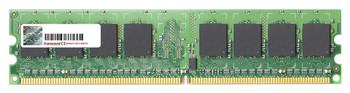 TS1GT3400 Transcend 1GB DDR2 Non ECC PC2-5300 667Mhz Memory