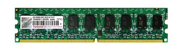 TS256MLQ72V6U Transcend 2GB DDR2 ECC PC2-5300 667Mhz Memory