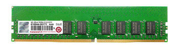 TS1GLH72V1H Transcend 8GB DDR4 ECC PC4-17000 2133Mhz 2Rx8 Memory