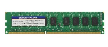 W1600EB4GM Super Talent 4GB DDR3 ECC PC3-12800 1600Mhz 2Rx8 Memory