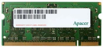 75.A73BF.G010C Apacer 2GB DDR2 SoDimm Non ECC PC2-6400 800Mhz Memory
