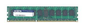 ACT16GHR72Q4J1066S ACTICA 16GB DDR3 Registered ECC PC3-8500 1066Mhz 4Rx4 Memory