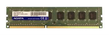 AD3U1600W4G11-B ADATA 4GB DDR3 Non ECC PC3-12800 1600Mhz 1Rx8 Memory
