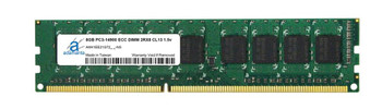 AM41EE21G72-NS Adamanta 8GB DDR3 ECC PC3-14900 1866Mhz 2Rx8 Memory