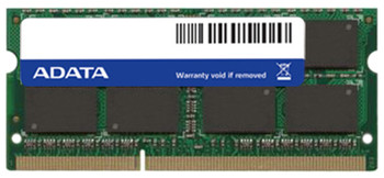 ADDS1600W4G11-BSSE ADATA 4GB DDR3 SoDimm Non ECC PC3-12800 1600Mhz 1Rx8 Memory