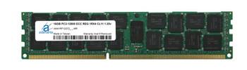 AM41RF12G72-MR Adamanta 16GB DDR3 Registered ECC PC3-12800 1600Mhz 2Rx4 Memory