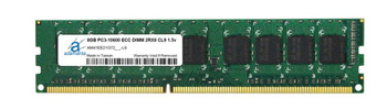AM41EE21G72-LS Adamanta 8GB DDR3 ECC PC3-10600 1333Mhz 2Rx8 Memory