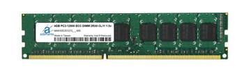 AM41EE251272-MS Adamanta 4GB DDR3 ECC PC3-12800 1600Mhz 2Rx8 Memory