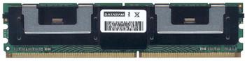 DRST5440LV/8GB Dataram 8GB (2x4GB) DDR2 Fully Buffered FB ECC PC2-5300 667Mhz Memory