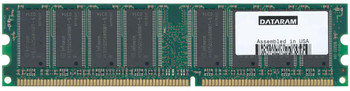 DRSV40Z4/1GB Dataram 1GB (2x512MB) DDR Registered ECC PC-3200 400Mhz Memory