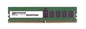 DTM68127-H Dataram 8GB DDR4 Registered ECC PC4-21300 2666MHz 1Rx8 Memory