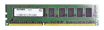 EBJ10UE8BAFA-GL-E Elpida 1GB DDR3 Non ECC PC3-10600 1333Mhz 1Rx8 Memory