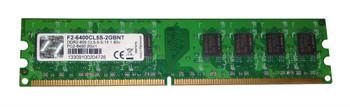 F2-6400CL5S-2GBNT G Skill 2GB DDR2 Non ECC PC2-6400 800Mhz Memory