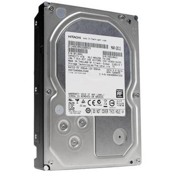 HDS724040ALE640 Hitachi 4TB 7200RPM SATA 6.0 Gbps 3.5 64MB Cache Hard Drive
