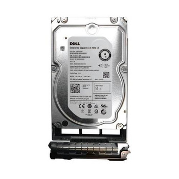 0XWM1W Dell 4TB 7200RPM SAS 12.0 Gbps 3.5 128MB Cache Hard Drive