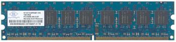 NT1GT72U8PA0BY-37B Nanya 1GB DDR2 ECC PC2-4200 533Mhz Memory