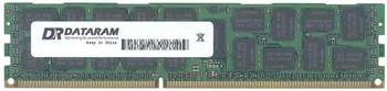 DRFM10/128GB Dataram 128GB (4x32GB) DDR3 Registered ECC PC3-12800 1600Mhz Memory