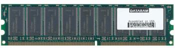 DRSU20E/1GB Dataram 1GB (2x512MB) DDR ECC PC-3200 400Mhz Memory