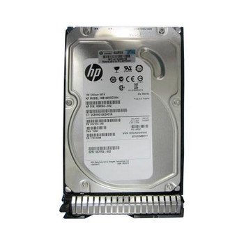 MB1000GCEHH HP 1TB 7200RPM SATA 6.0 Gbps 3.5 32MB Cache Hot Swap Hard Drive