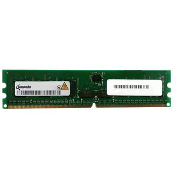 HY572T256000HR-5-A Qimonda 2GB DDR2 Registered ECC PC2-3200 400Mhz 2Rx8 Memory
