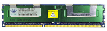 NT4GC72B4NA1NL-BE Nanya 4GB DDR3 Registered ECC PC3-8500 1066Mhz 2Rx4 Memory